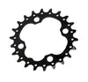 Shimano Chainring 3x 9s 64mm 22T SLX Black
