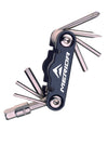 Merida 10 Function Aluminium Multi Tool