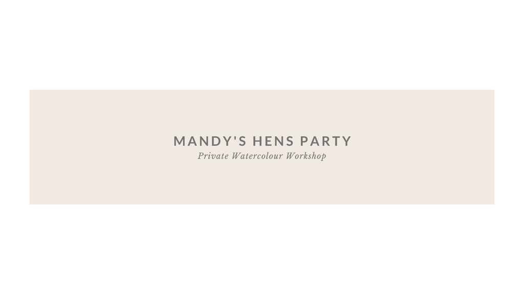 Photos from Mandy's HENS PARTY 1.