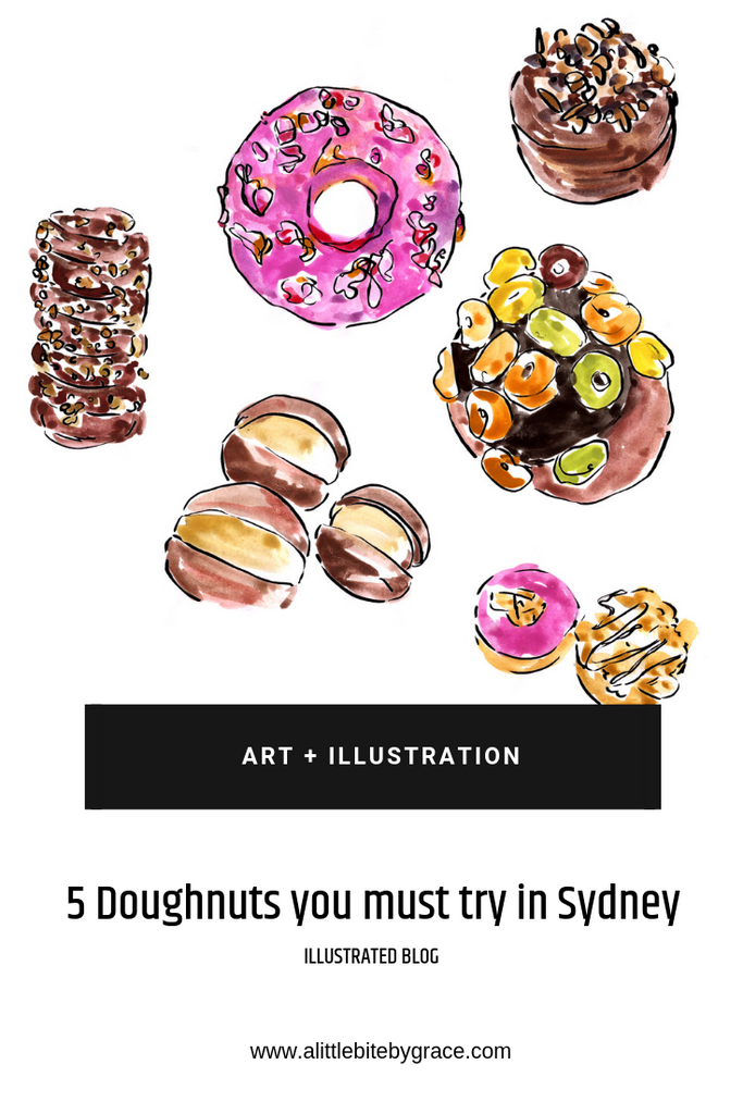 5 Doughnuts you must try in Sydney.