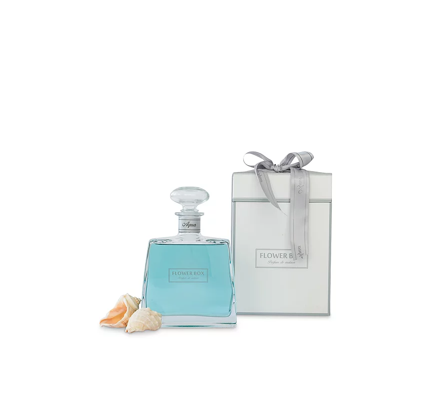Flower Box Home Fragrance Aqua - Hallmark Diffuser