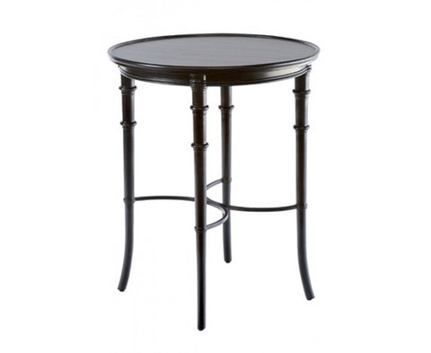 Bayview Side Table In Black