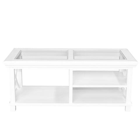 Newport Coffee Table In White