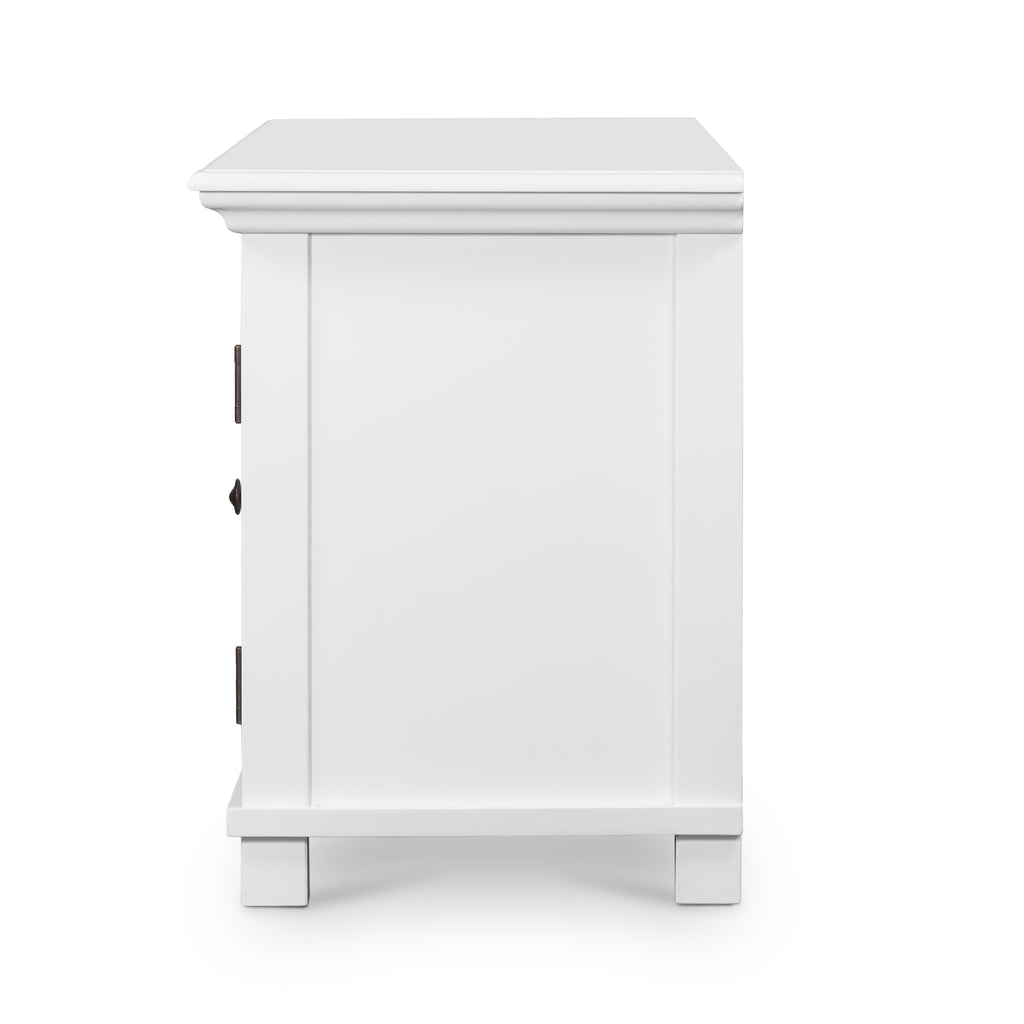 Newport TV Entertainment Unit In White