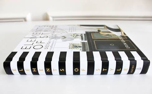 Elements Of Style Book Designing A Home A Life Luxe Furniture Homewares