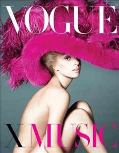 Vogue X Music Book