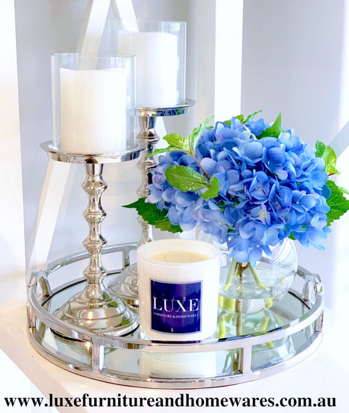 Luxe Candle - Lemongrass & Persian Lime