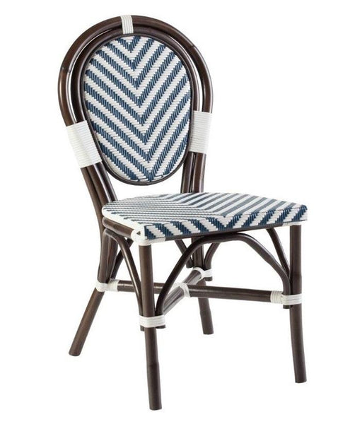 Chevron Bistro Dining Chair