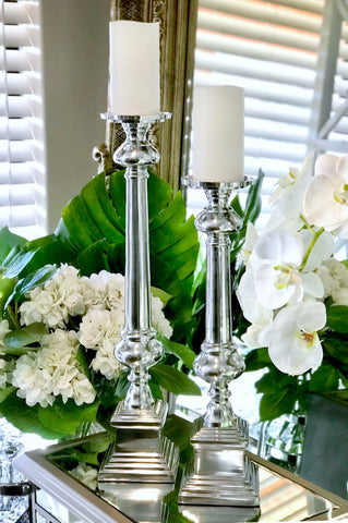 Pair Of Statement Candle Sticks