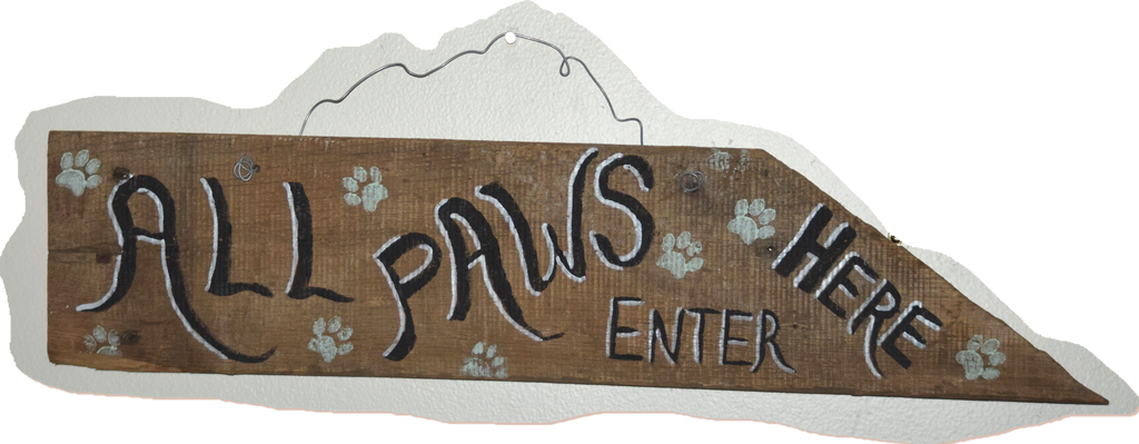 All Paws enter here