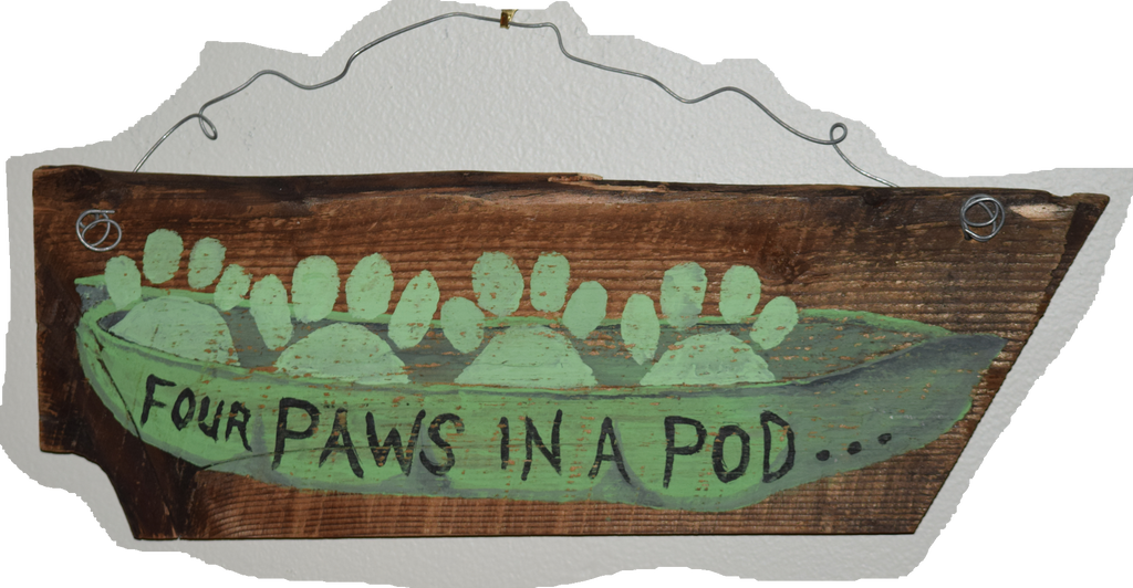 Four Paws in a Pod