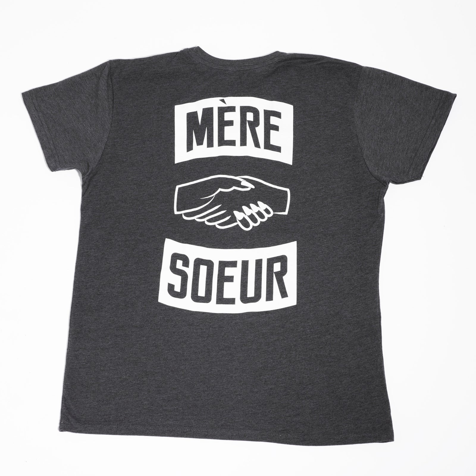 Black t shirt gang -  Mama Gang Black T Shirt By M Re Soeur Mere Soeur Is A Lifestyle Brand
