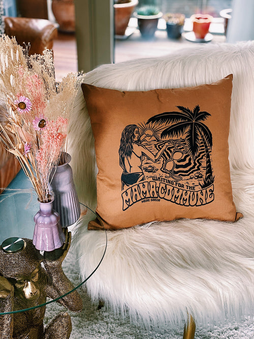 Mama Commune Cushion