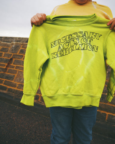 Raising the Future - Sweatshirt PREORDER
