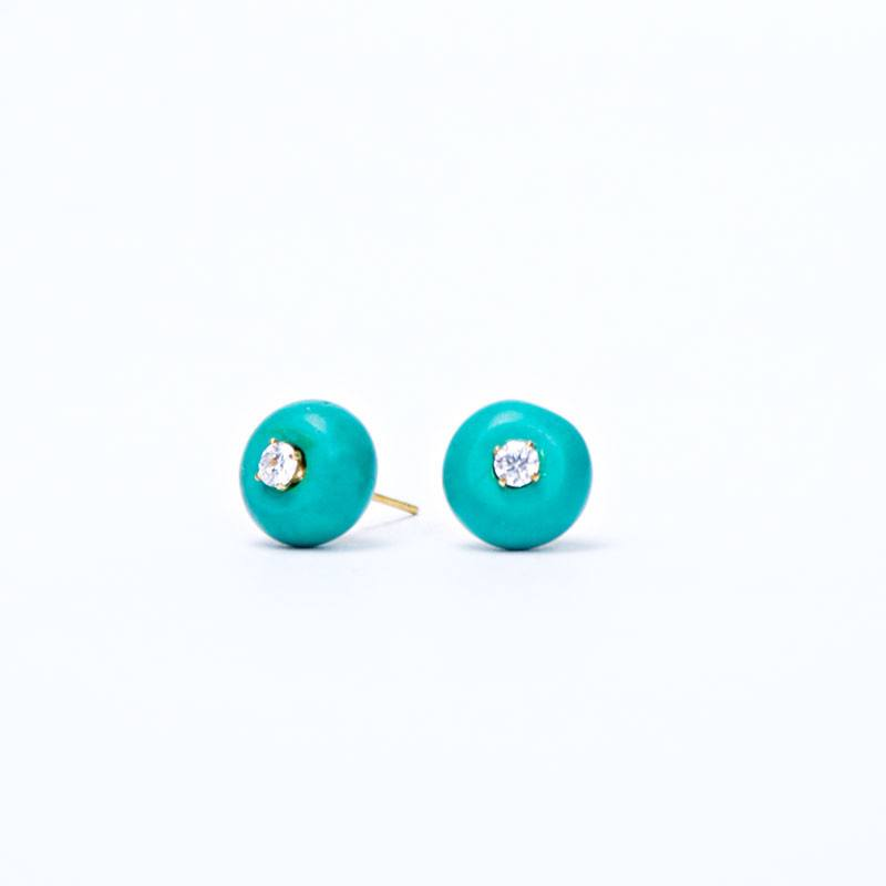 Handmade Jewelry - Little Magic Sausalito, Earrings - Caona Design