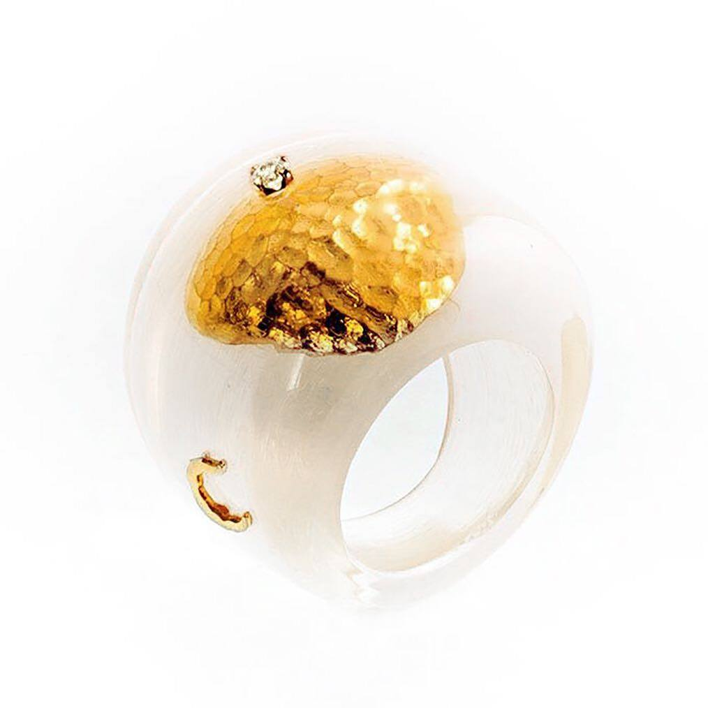 Handmade Jewelry - Luxury Madison, Rings - Caona Design