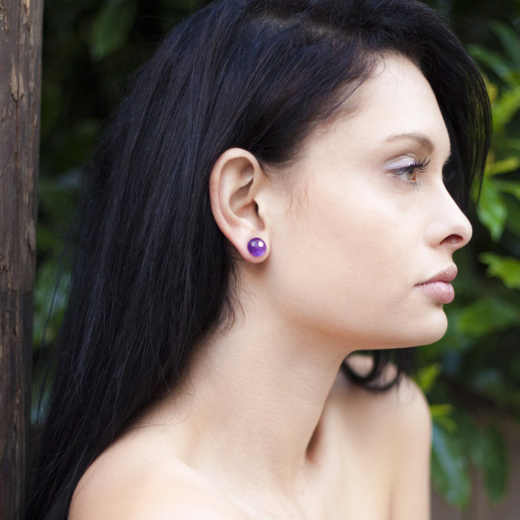 Handmade Jewelry - Melrose Ave, Earrings - Caona Design