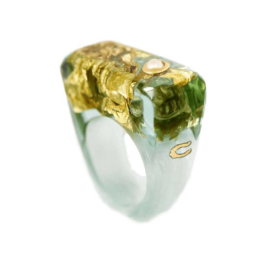 Handmade Jewelry - Sublime Broadway, Rings - Caona Design