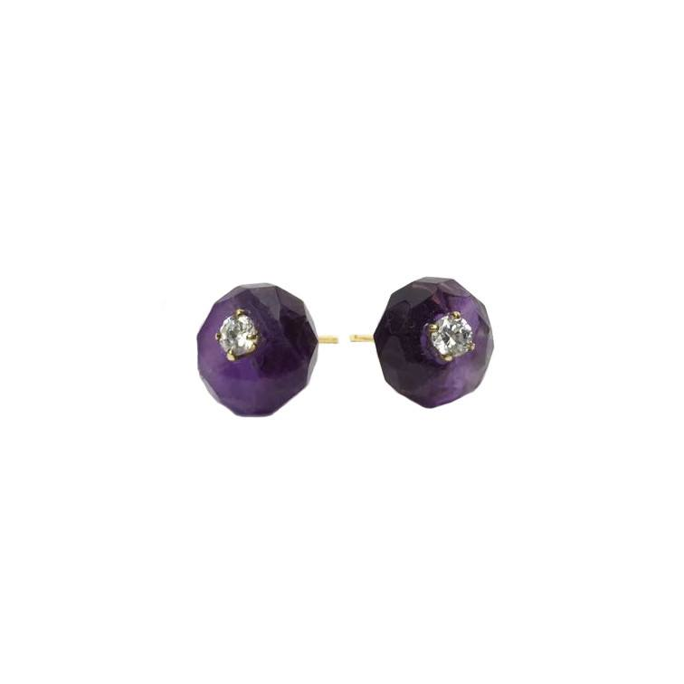 Handmade Jewelry - Little Melrose Ave, Earrings - Caona Design