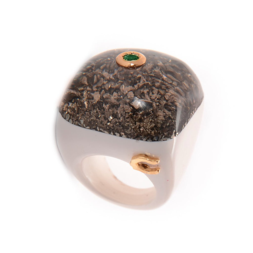 Handmade Jewelry - Columbus Road, Rings - Caona Design