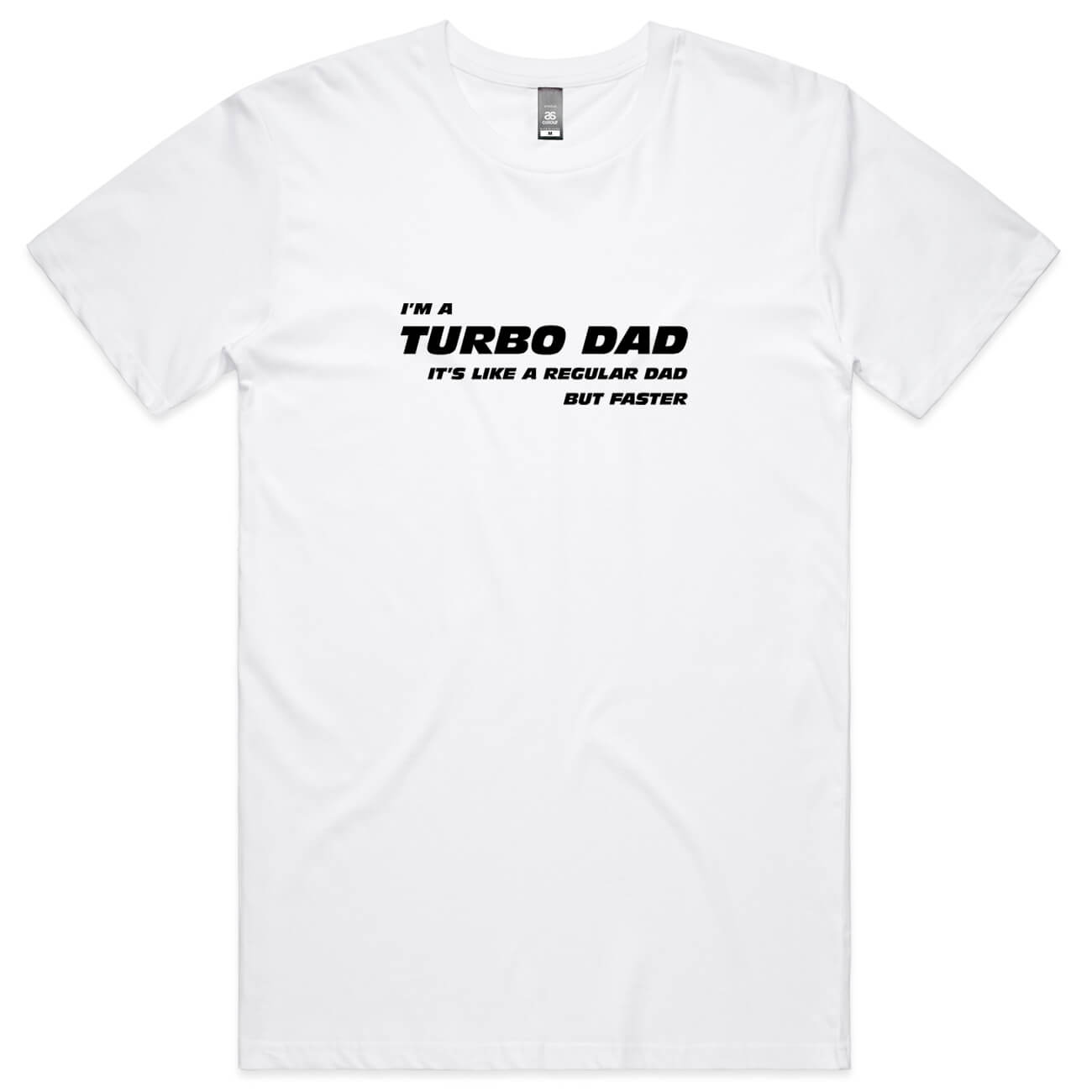 Turbo Dad T-Shirt