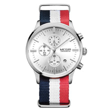 Hampton - Analog Watch with Nylon band - Best Watches Direct
