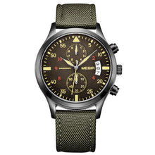 Watkins - Analog Watch with Nylon band