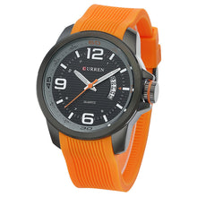 Trenton - Analog Watch with Silicone band