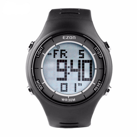 Frontrunner - Digital Sports Watch - perfect for trail running! - Best Watches Direct