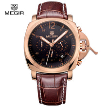 Altair - Classic Analog Watch with Leather band