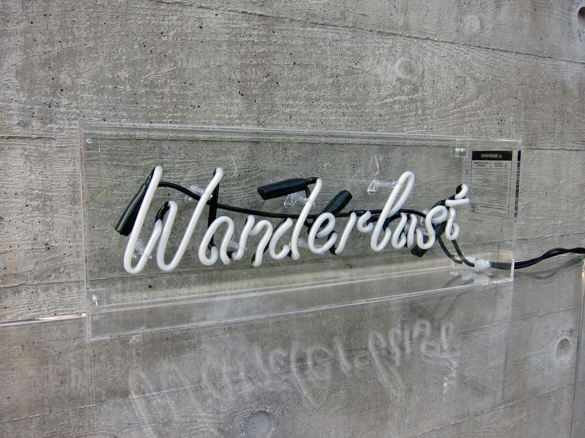 Wanderlust (Display Set) Neon - Design Driven Goods