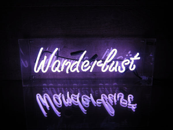 Wanderlust Neon - Design Driven Goods