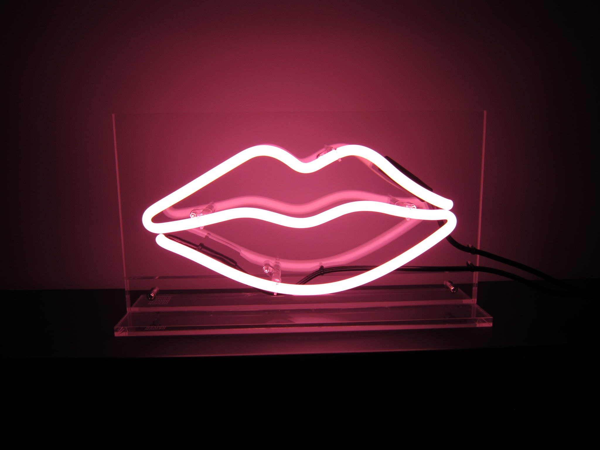 Lips Neon - Design Driven Goods