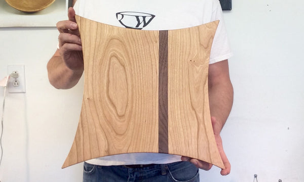 Square Serving Boards