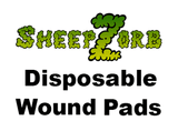 Sheepzorb Disposable Wound Pads