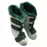 Natural Sheepskin Long Boots