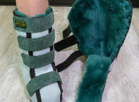 Long Split Boots Medical (pair)