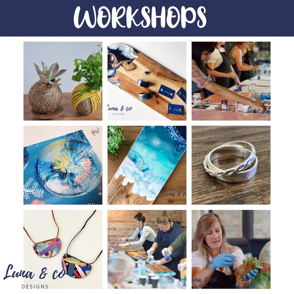 Luna & Co Workshops