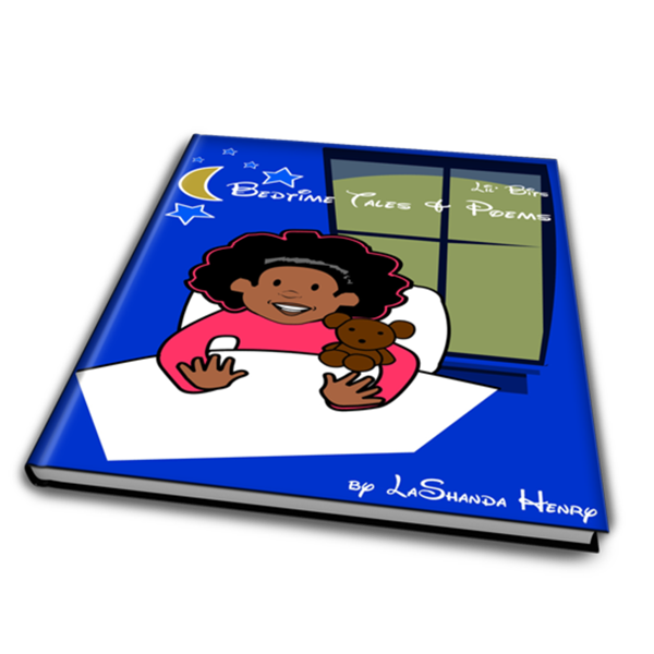 Lil' Bits Bedtime Tales & Poems - PDF eBook