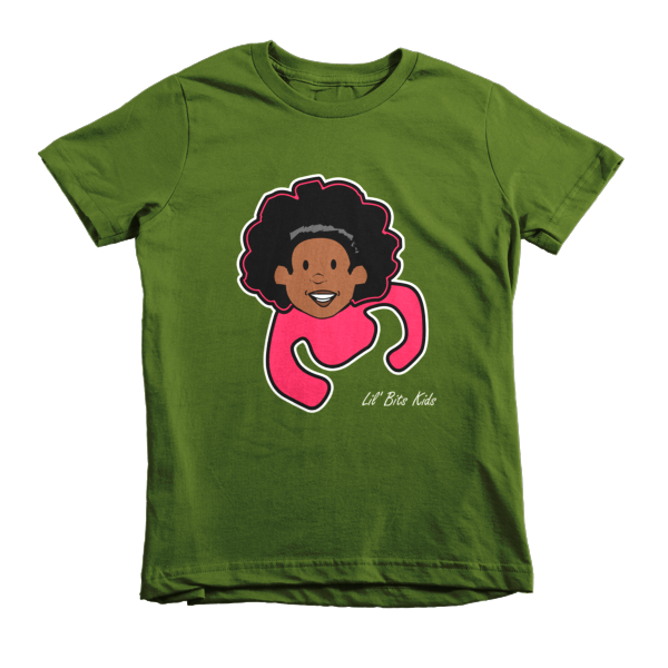 I Am Nicole - Lil' Bits Kids Short sleeve kids t-shirt