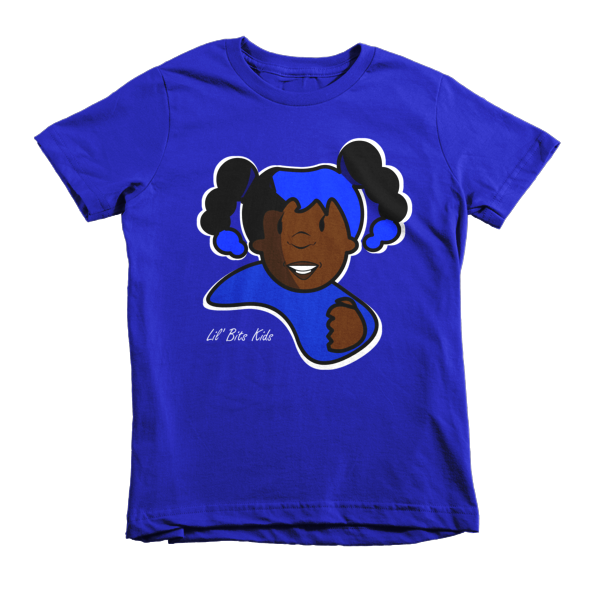 I Am Tanisha - Lil' Bits Kids Short sleeve kids t-shirt