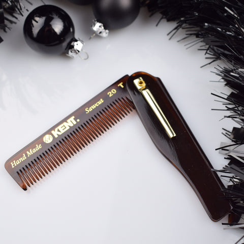 Small Moustache & Beard Comb