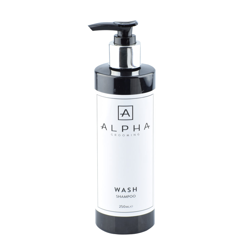 alpha grooming hair products hair product male grooming shampoo mint pepper conditioner barber products