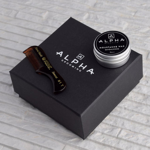 Alpha Grooming Gift Set - Matte Hair Collection