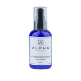Alpha Grooming Citrus Neroli Aftershave Balm Product after shave balm shaving oil cream