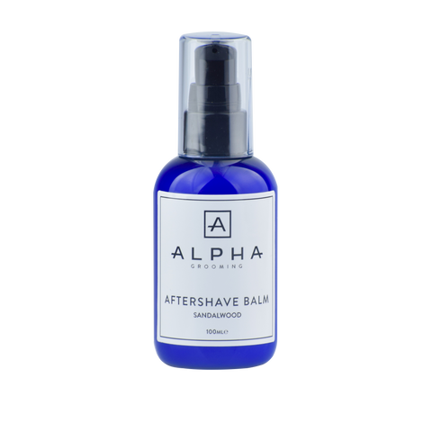 Alpha Grooming Aftershave Balm 100ml - Citrus & Neroli