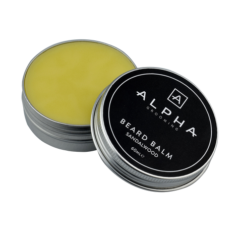 Alpha Grooming - Moustache Wax & Comb Set