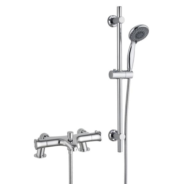 Thermostatic Bath Shower Mixer Riser Kit - TBAC0007