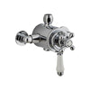 Traditional Concentric Thermostatic Mixer Valve (Exposed) - TBAC0019
