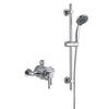 Concentric Dual Control Shower Valve & Riser Kit - TBAC0020-60